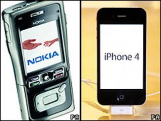 An yi sulhu tsakanin Apple da Nokia
