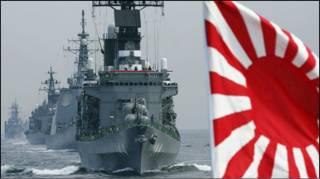 японський корабель