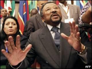 Tarayyar Afrika ta goyi bayan Kenya kan ICC
