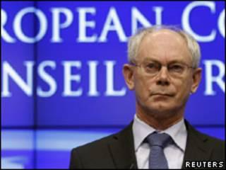 Chủ tịch Hội đồng Âu châu, Herman Van Rompuy