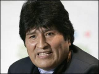 ايفو موراليس