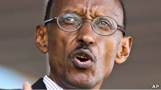 Prezida Paul Kagame
