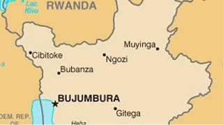 Abasuma bateye kw'ibarabara riva mu Cibitoke