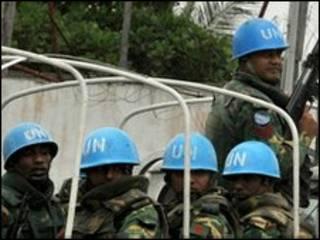 Quân gìn giữ hòa bình của LHQ tại Bờ Biển Ngà