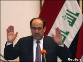 Nouri al Maliki/Reuters