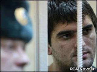 Аслан Черкесов в суде