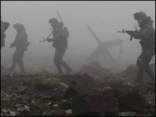 جنود كوريون جنوبيون