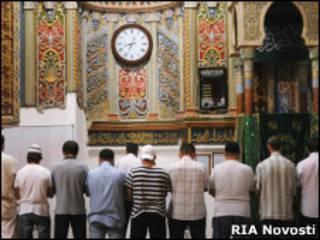 Người Hồi giáo ở Nga
