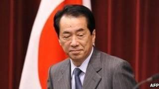 Thủ tướng Naoto Kan