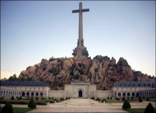 Valle de los Caídos. Foto Juanjo Robledo