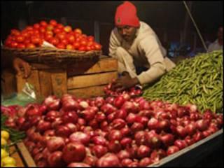 सब्ज़ी विक्रेता
