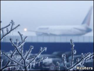 """Последствия """"ледяного дождя"""" в Домодедове"""