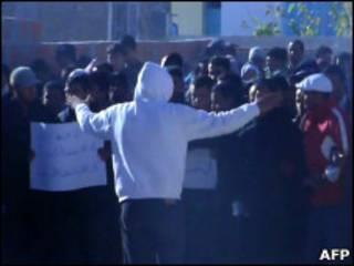اضطرابات اجتماعية في تونس
