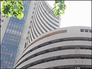 مبنى بورصة بومباي
