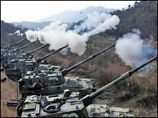 تانک های کره جنوبی