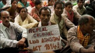 किसानों का धरना (फ़ाइल)
