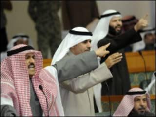 نمایندگان مخالف پارلمان کویت