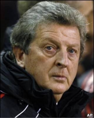 HLV Roy Hodgson của đội Liverpool
