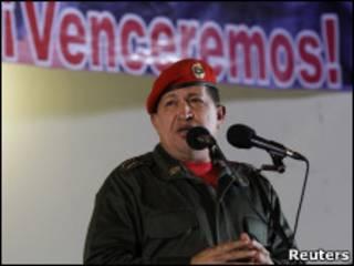 Президент Уго Чавес