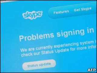 Сервис Skype
