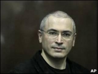 رجل الأعمال الروسي، ميخائيل خودوركوفسكي