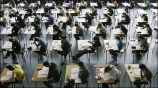 英国大学考试