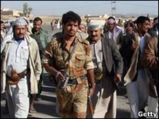المتمردون الحوثيون