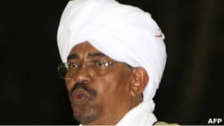 Le président Béchir