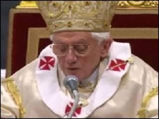 पोप बेनेडिक्ट (फ़ाईल फ़ोटो )