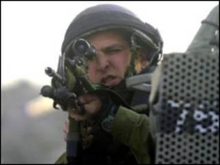 سربازان اسرائیلی