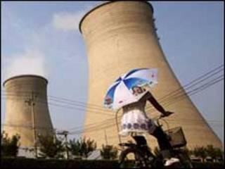 نیروگاه هسته ای-چین