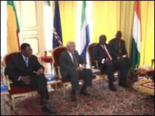 Shugabanin kungiyar ECOWAS