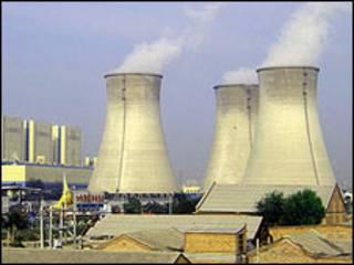 تملك الصين حاليا 12 مفاعلا نوويا