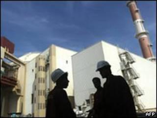 Nhà máy năng lượng hạt nhân Bushehr do Nga xây giúp