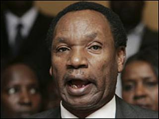 استجوبت لجنة مكافحة الفساد الكينية كوسجي في نوفمبر