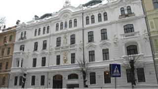 Riga'da evler