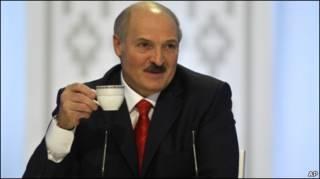 آلکساندر لوکاشنکو، رئیس جمهور بلاروس
