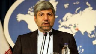 رامین مهمانپرست، سخنگوی وزارت امورخارجه ایران