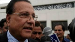 Chính trị gia Salman Taseer