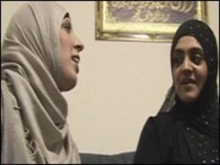 皈依伊斯兰教的穆斯林