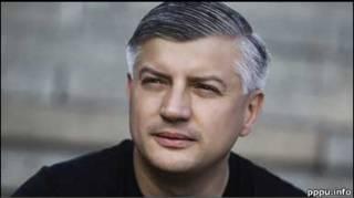 Олександр Коробчинський, фото з сайту ПППУ
