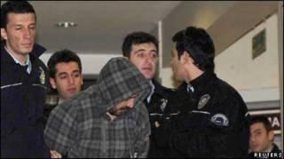 Підозрюваного заарештувала поліція