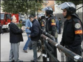 العنف الطائفي في مصر