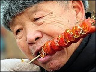 مسن صيني