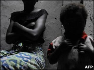 Waathiriwa wa ubakaji nchini Congo
