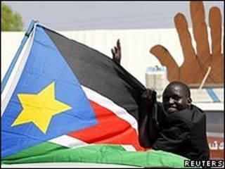 kamfe din karshe a Kudancin Sudan