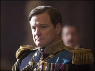 Колин Фирт исполняет роль короля Георга VI