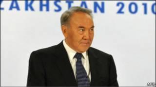 Нурсултан Назарбаєв