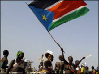 مردم جنوب سودان