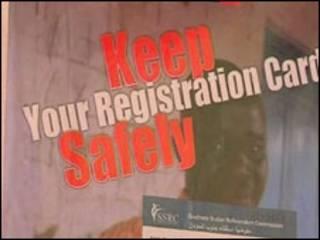 ملصق دعائي يحث على التصويت في الاستفتاء